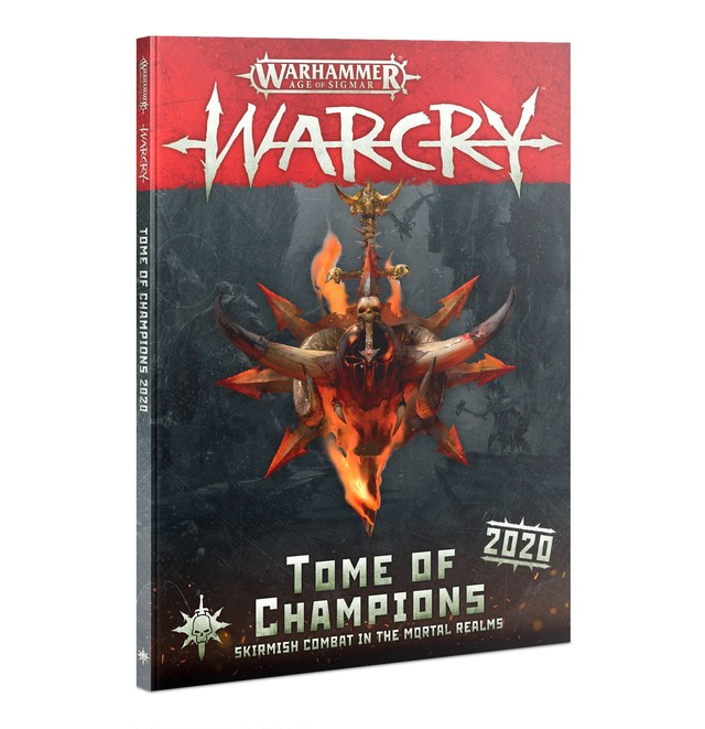 WARCRY: TOME OF CHAMPIONS 2020 (JAPAN)