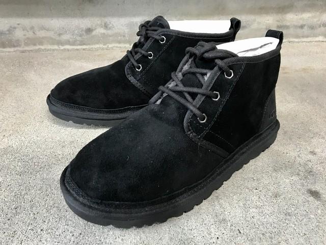 UGG NEUMEL (BLACK)
