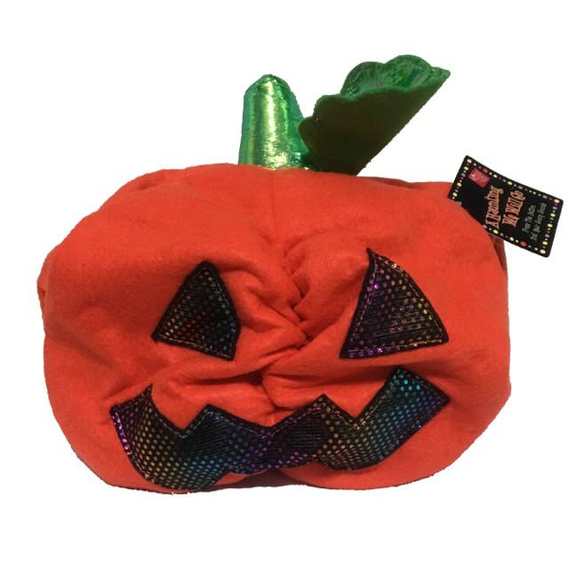 パンプキンハット かぼちゃ 帽子 ハロウィン