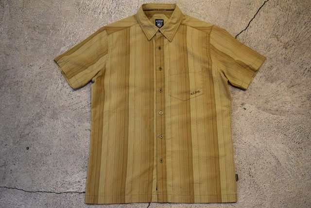 USED KUHL S/S Shirt S S0480