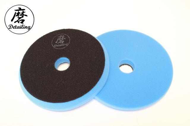 【仕上レンジ】磨-BS5-1 5インチ ブルーウレタンバフ