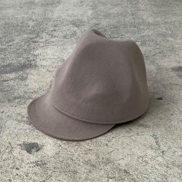 【予約】MOUN TEN. mountain cap [MT182029] S Mサイズ