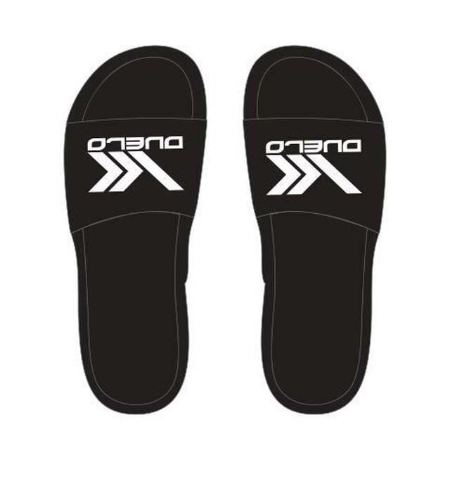 19015 Sports Sandals BLK/WHT