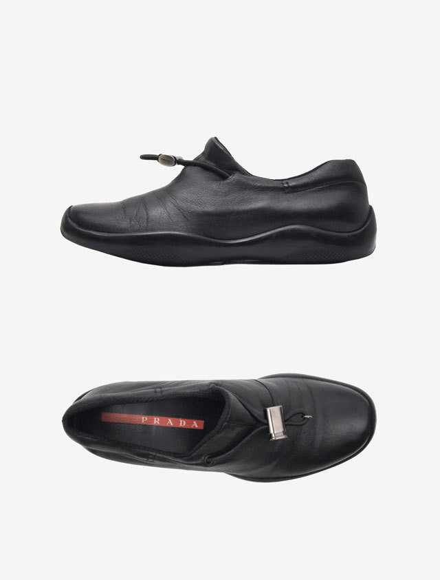 PRADA LETHER SHOES