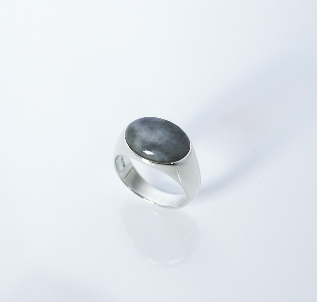 HISUI 'EN'  / Ring (Grey)