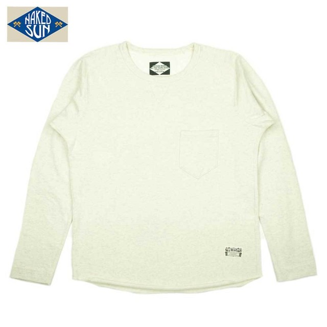 NS003005 MINI-URAKE FREDOM SLEEVE L/S / OATMEAL