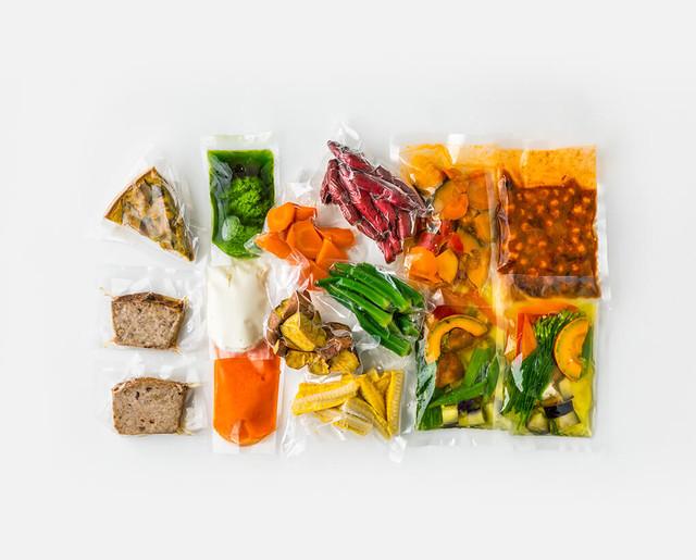 高知野菜たっぷりベジモリオードブルセット