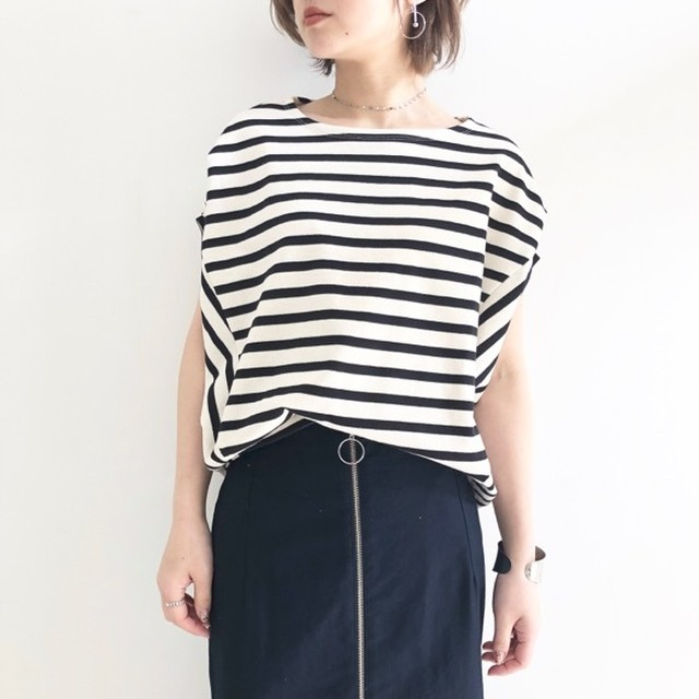【Valance Select】ボーダーTEEシャツ