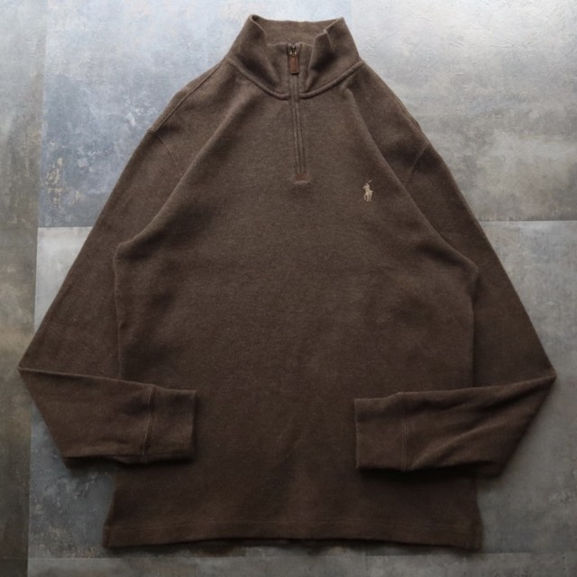 Polo Ralph Lauren half zip sweat