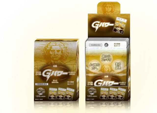 Gパワー 25袋入り