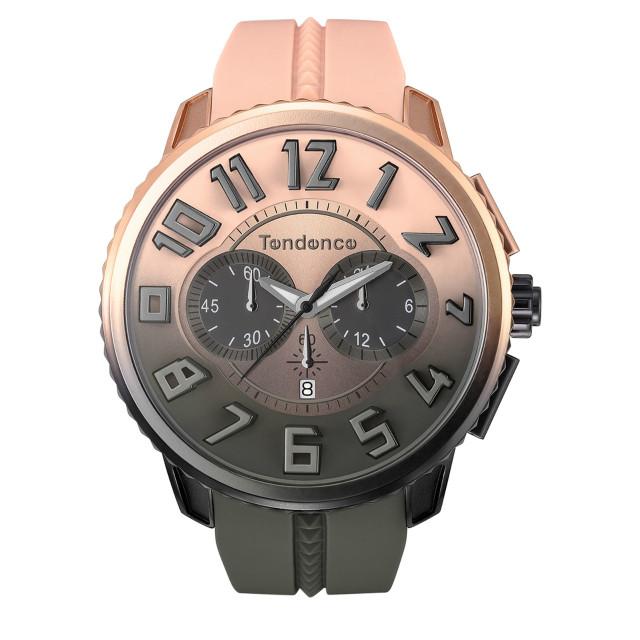 【Tendenceテンデンス】ディカラー TY146102/デザート スイスメイド腕時計