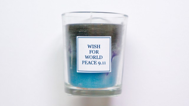 GLASS MODEL (CLEAR) / WISH FOR WORLD PEACE 9.11