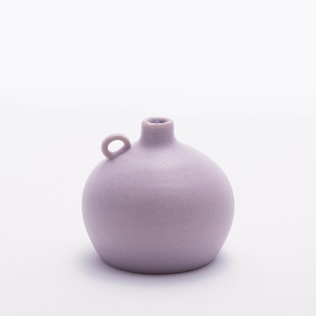 asanomi 花器1800 リラ 【陶器 一輪挿し】20210827-02