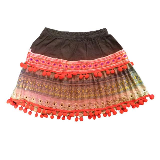 キッズモン族スカート