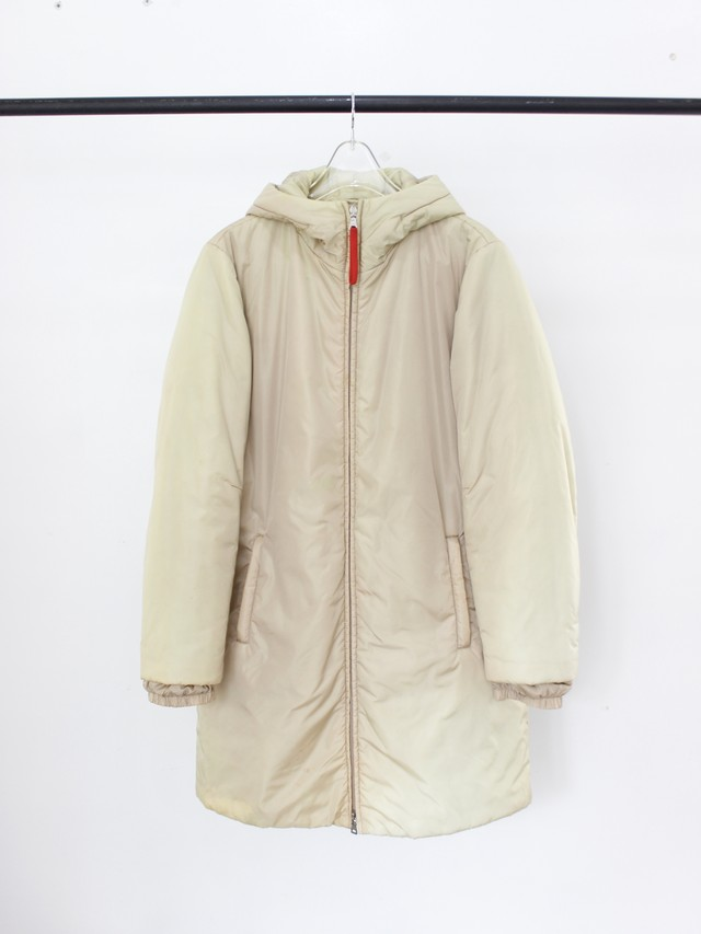 Used PRADA SPORT Long Down Coat