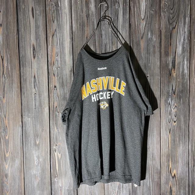 [Reebok]HOCHEY design T shirt