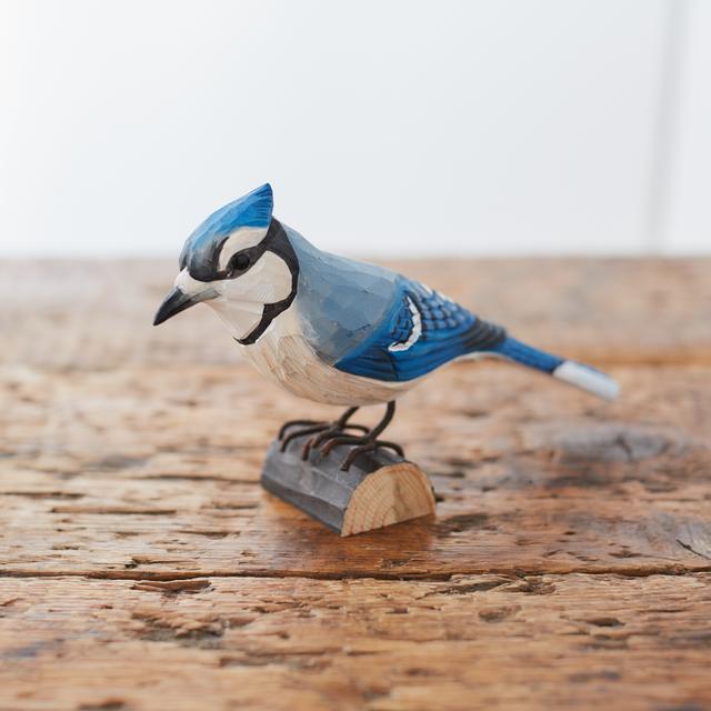 DECO BIRD (Blue Jay)