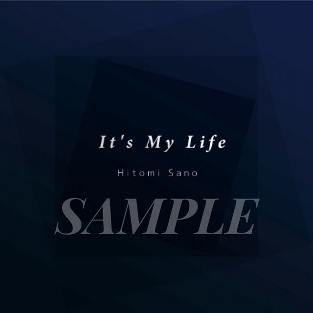 1st Album「It's My Life」