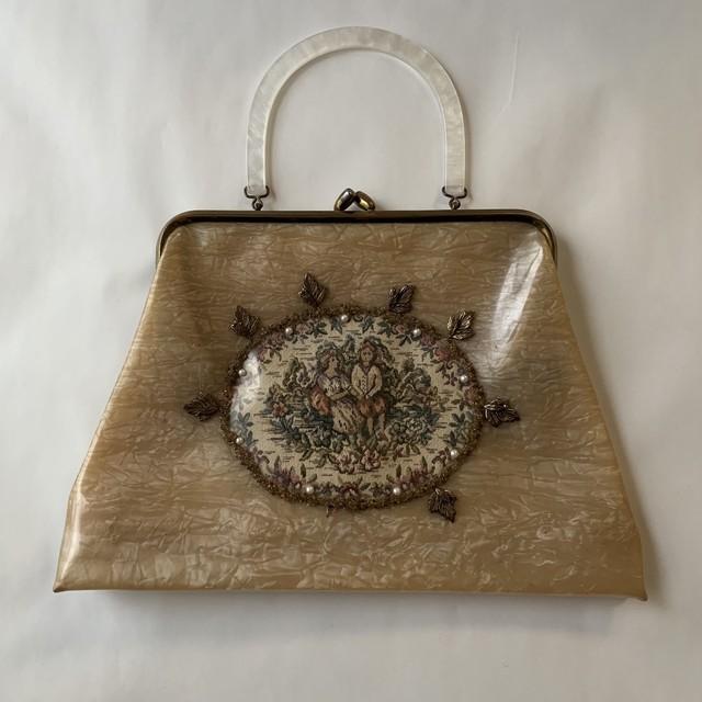 Vintage Bag _01(ヴィンテージ ハンドバッグ)