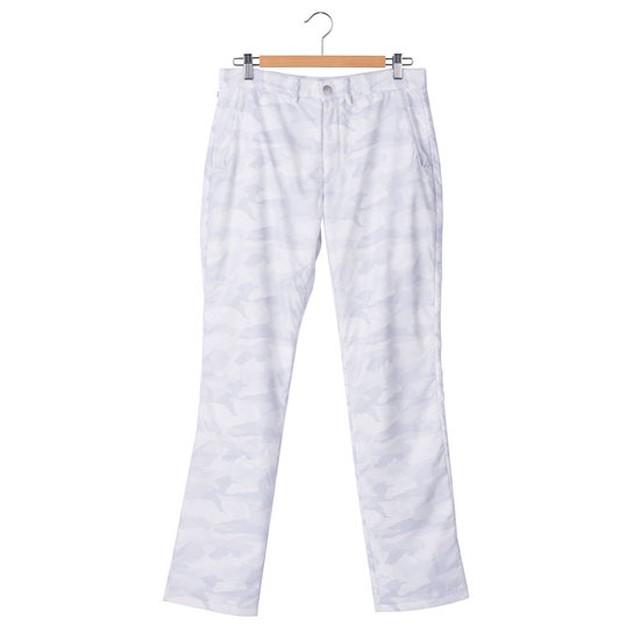 FIVESTAR ダイバーラインパンツ メンズ ホワイト