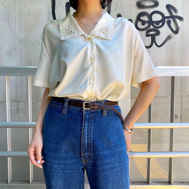 USA vintage s/s blouse