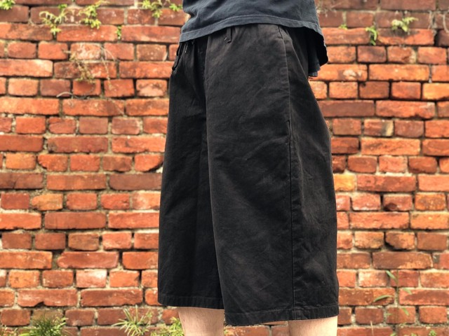 TUKI BIG SHORTS 2 BLACK 0057 32.5JF6746