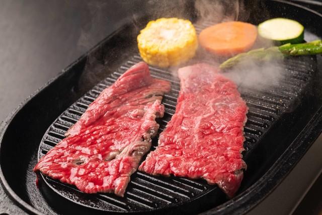 【焼肉食べ比べセット】山形村短角牛おうち焼肉3部位食べ比べ4〜5人前程度