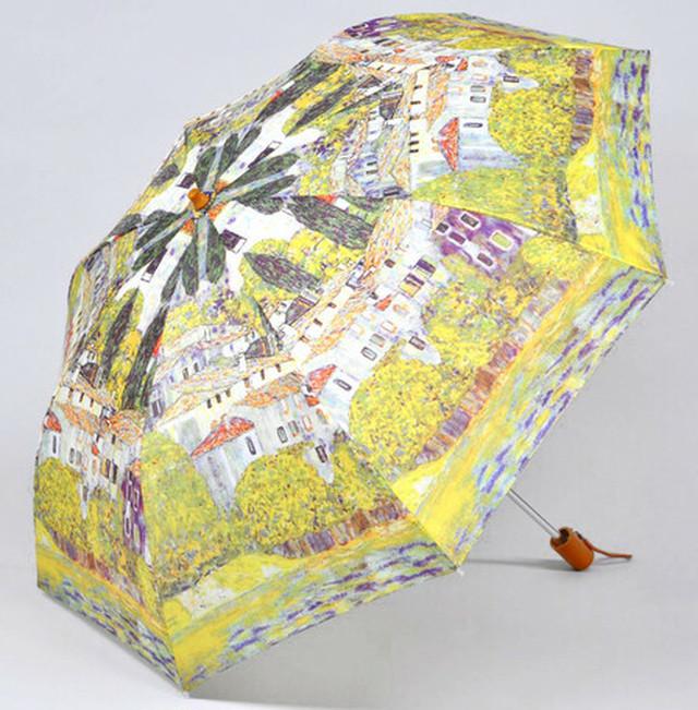 umbrella クリムト【折り畳み傘】