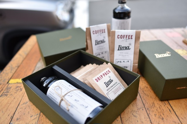CAFE AU LAIT BASE +DRIP PACK BOX