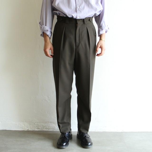 LAMOND【 mens 】nylon ox stand blouson