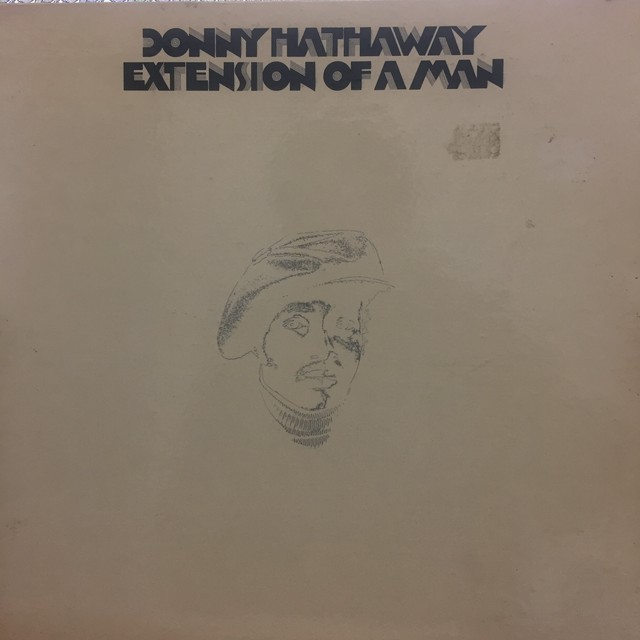 EXTENSION OF A MAN / DONNY HATHAWAY