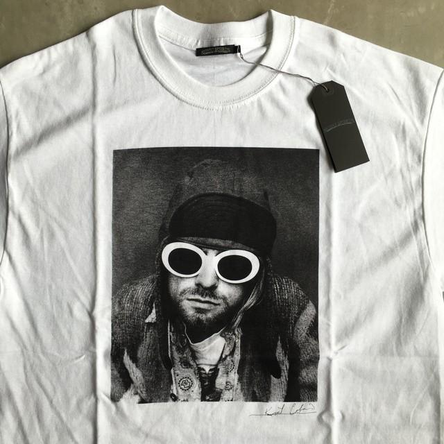 SUNNY SPORTS / カートコバーン Tシャツ