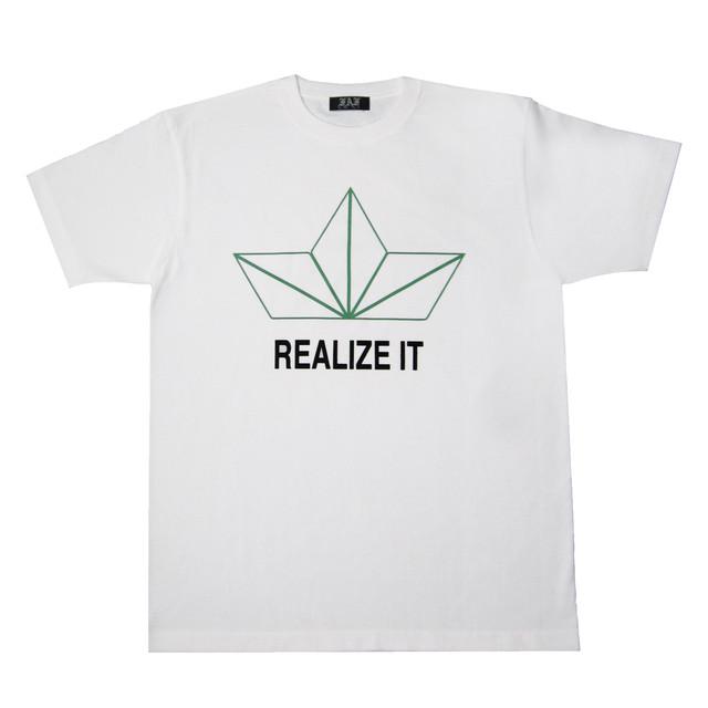 REALIZE IT Tee - メイン画像