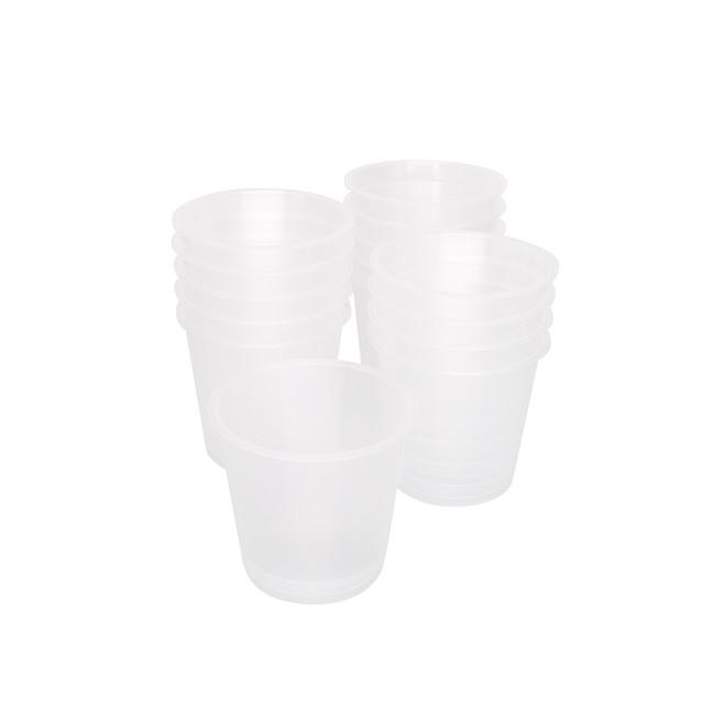 宝石石けん用 プリンカップ 15個