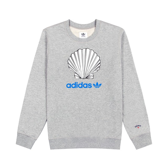 Noah × Adidas Crewneck sweat