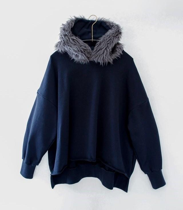 MOUN TEN. マウンテン air mitten blouson col.:black size:1(adult)