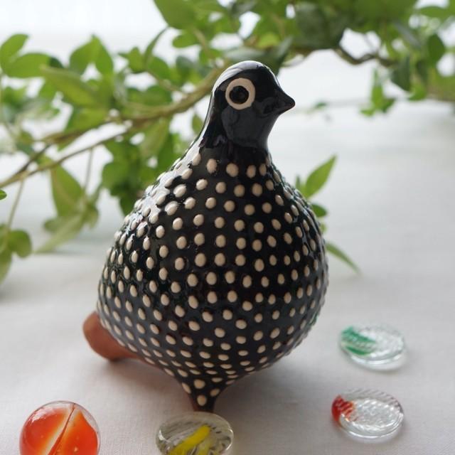 235 陶器の笛/鳥
