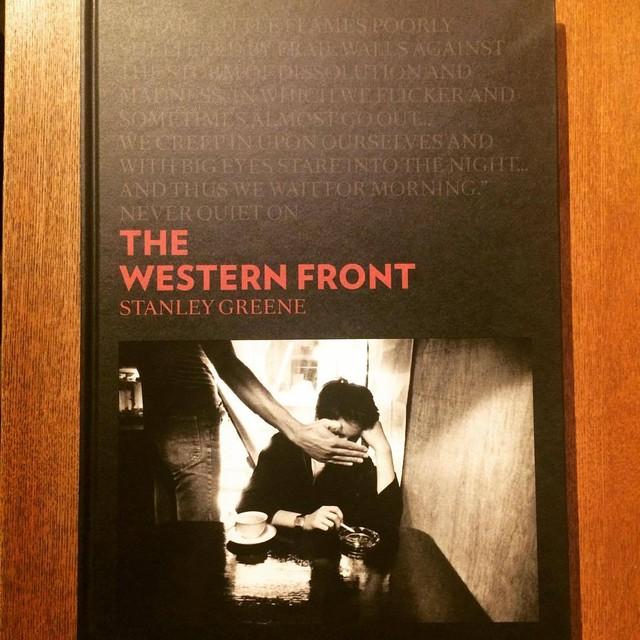 スタンリー・グリーン写真集「the Western Front/Stanley Greene」 - メイン画像