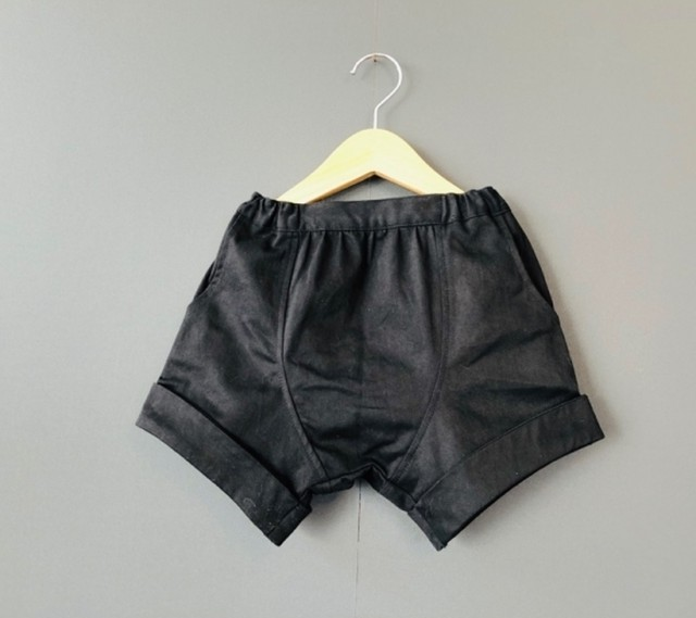 arkakama BASIC Twill Sarouel Shorts( BLACK ) M/L AKL00021※一枚までメール便可