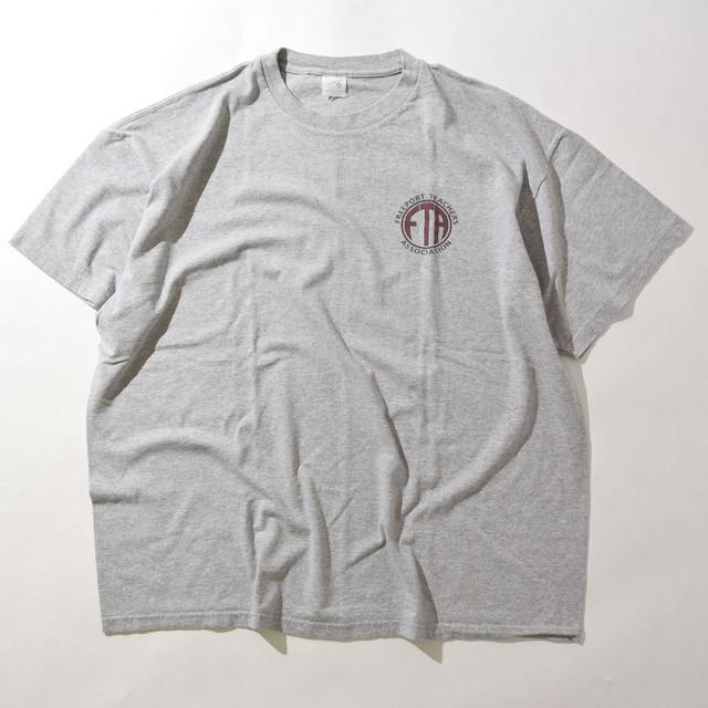 【2XLサイズ】FTA TEE 半袖Tシャツ GRY グレー XXL 400601191052
