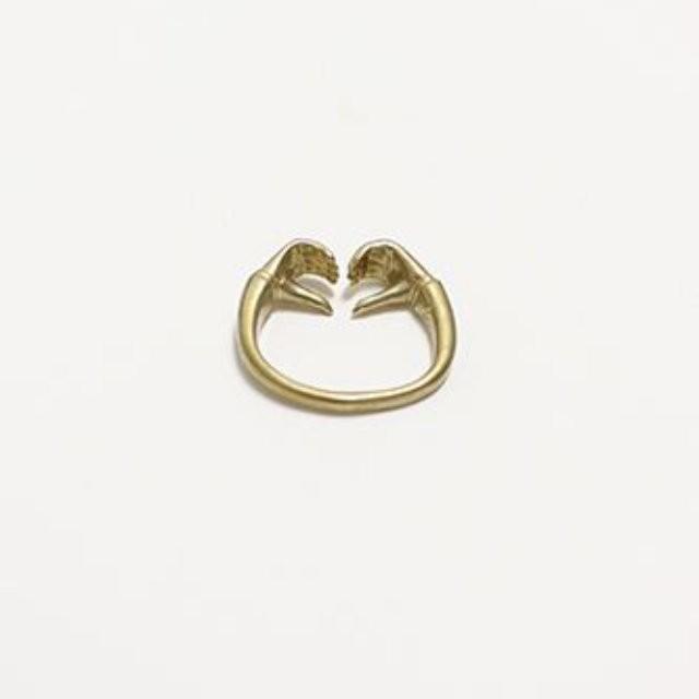 【Aquvii アクビ】 アモーレ リング 指輪 (Amore Ring)