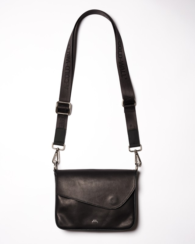 A-COLD-WALL* / LEATHER UTILITY BAG