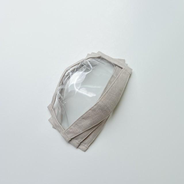 【予約番号No.0013】 S様専用ご購入ページ 透明マスク5枚セット