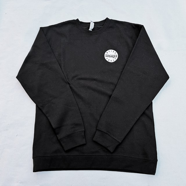 PRANK SIGN SWEAT BLACK XL