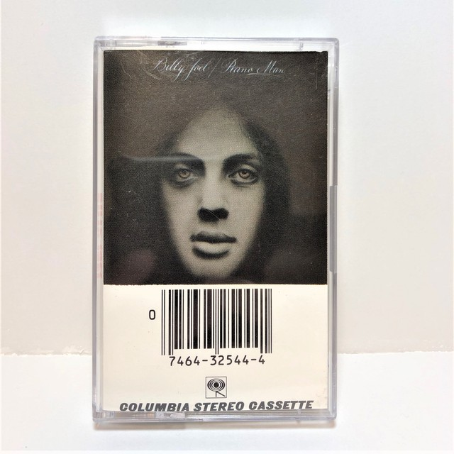 [中古カセット]  Billy Joel ‎– Piano Man