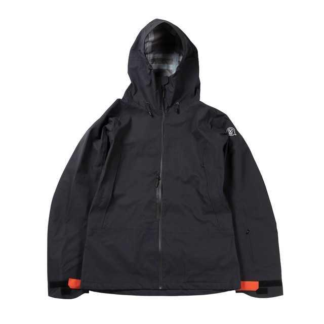 <予約商品>来期モデル2022unfudge snow wear // CLOUD JACKET // BLACK