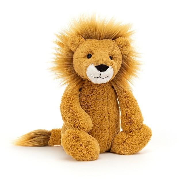 Bashful Lion Medium_BAS3LION