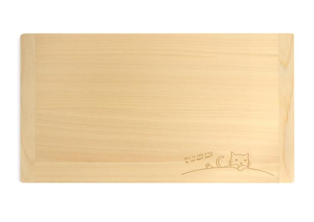 メルペール ネコ まな板(大きいサイズ)