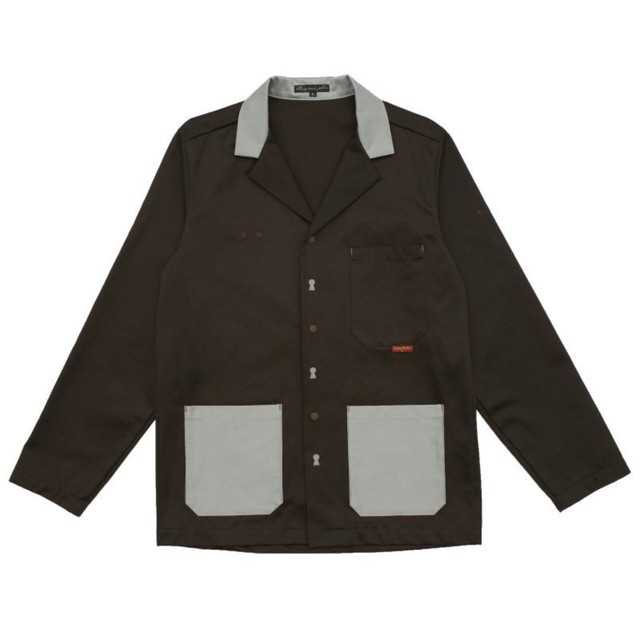 Original John | KINKY WORK JACKET - Brown [JK385]