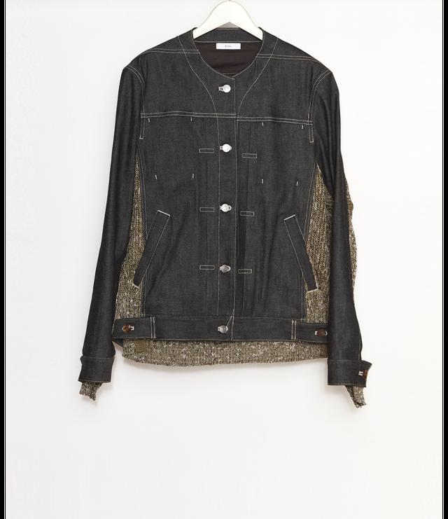 Denim Jacket / Charcoal